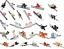 NICI-MagNicis-Magnettiere-Magnete-Plueschmagnet-Einhorn-Drache-Fuchs-Alpaka-Shaun Indexbild 1