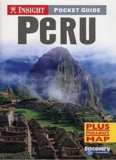 Peru Insight Pocket Guide,Peter Frost