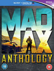 Mad Max Anthology Blu-ray 2015 Region 5051892193962 Mel Gibson To.