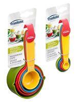 Trudeau 5pc Measuring Cup & 5pc Measuring Spoon Set