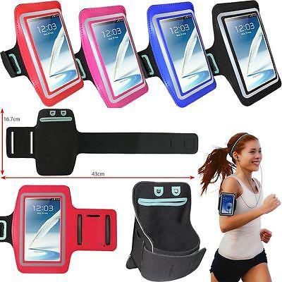 UK Sports Jogging Running Gym Armband Phone Holder Case Cover For Various Model