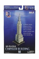 Daron Chrysler Building 3d Puzzle 70-pieces Free Shipping