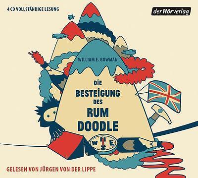 AnpassungsfäHig Bowman, William E. - Die Besteigung Des Rum Doodle /4 Geschickte Herstellung