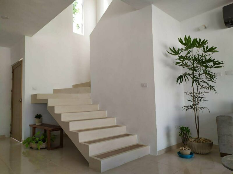 Casa en Venta en Zazil, Lista para Entrega en Conkal al Norte de Mérida