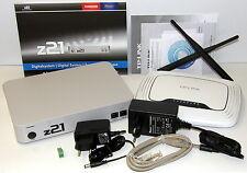 """Roco / Fleischmann 10820 / 10825 Digital central z21 """"white from starter set"""""""