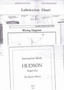 Awe Inspiring Hudson Super Six The Greater Hudson Wiring Lubrication Diagrams May Wiring Database Ittabxeroyuccorg