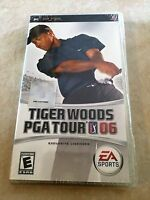 Tiger Woods Pga Tour 06 (sony Psp, 2006) Psp