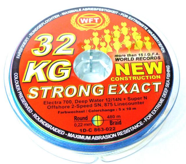 NEW 32KG EX Electra700//DeepS.12N 480m orange