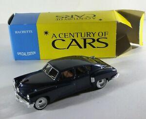 En-Caja-1-43-Corgi-Solido-siglo-de-Coches-Coleccion-Tucker-1948-coche