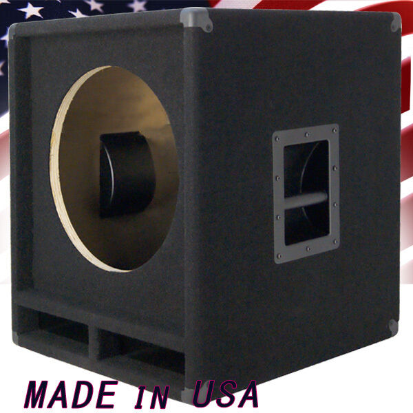 1X15  Empty Low Frequency, Sub, Bass Speaker Cabinet US Made B115-500E