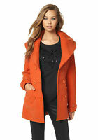 Kurz-Mantel BUFFALO LONDON. Orange. NEU!!! KP 145,99 € SALE %%%