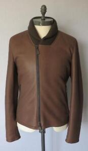 4 000 Shearling Armani £2 900 Sheepskin Jacket rrp ICvIOXwq