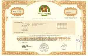 webvan-com-gt-online-internet-grocery-website-stock-certificate-gt-now-Amazon