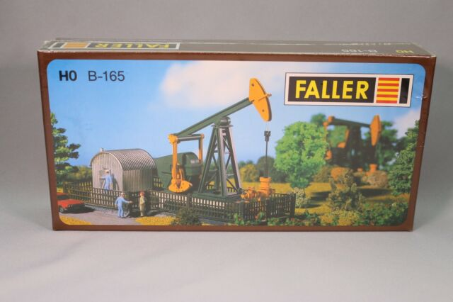 ZI014 FALLER Train Maquette Ho B-165 Pompe pour extraction de petrole 165