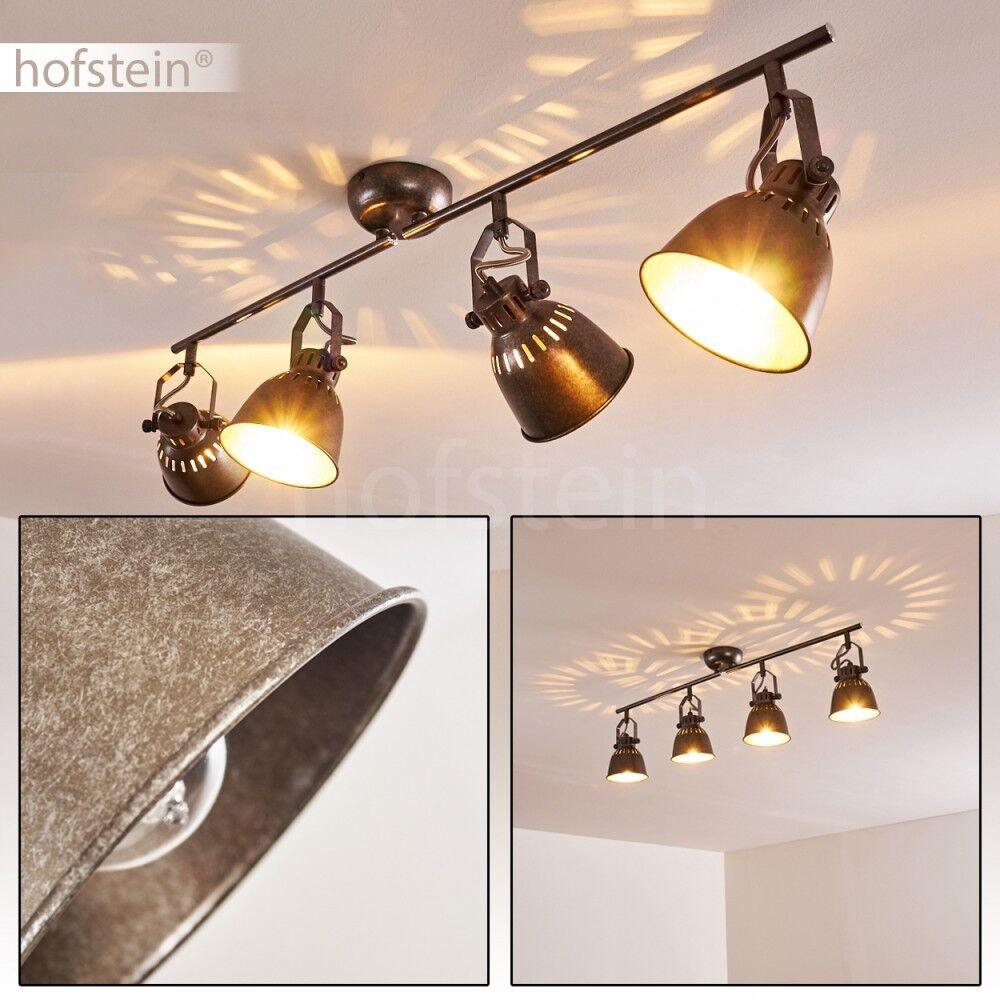 Plafonnier Silberé Lampe à suspension Lampe de corridor Retro Éclairage de salon