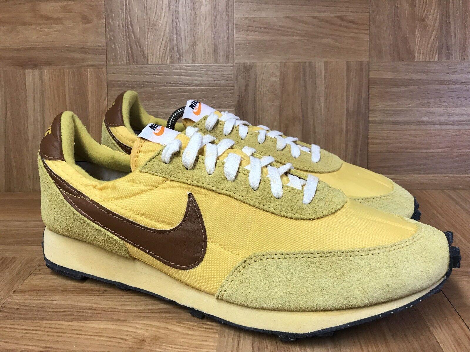 All'alba vntg giallo ocra vintage nike cognac Uomo scarpe sz 316663-721
