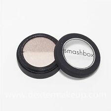Smashbox Eye Shadow Duo 'Trend/Worthy' (shimmery pale pink & brown) Retail $24