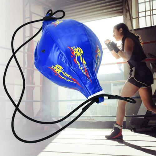 MMA Boxing Fighting Bag Reflex Speed Training Punching Reaction Exercise Ball