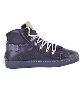 In zippées montantes Gabbana Made Dolce Baskets Grau Grey 04640 Italy wUZqHBwx