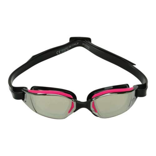 Pink//Black Michael Phelps XCEED Lady Mirror Lens Goggles 189130