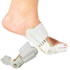 2X Day & Night Bunion Splint Toe Corrector Hallux Valgus Straightener Foot Care