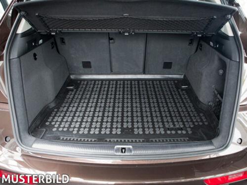 Gummi-Kofferraumwanne Kofferraummatte Audi A5 II Sportback 5 türer ab 2016