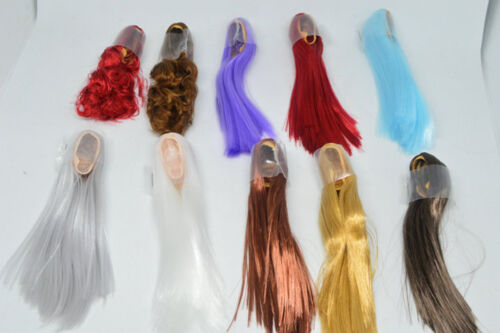 """1//6 Scale Woman Hair Wig Fit for 12/"""" Female Action Figure Head Sculpt"""