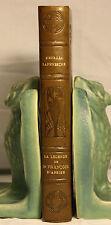 La Legende De St Fransois D'Assise 1925 Art Edition Fine Binding Andre Morisset