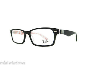 cf2fc80901 Image is loading new-authentic-RAY-BAN-Eyeglasses-RX5206-5014-54mm-