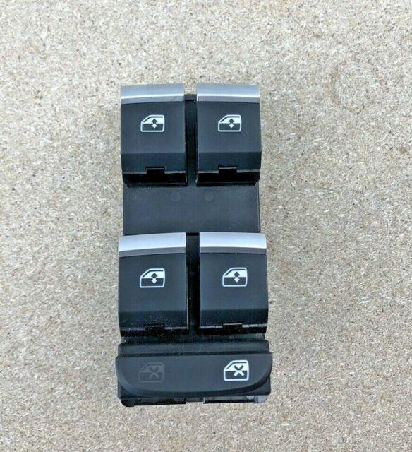 Original Audi A4 A5 Q5 RS4 RS5 Switch Electric Window Regulator 8W0959851E Spr