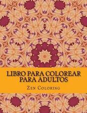 El Libro de Adulto para Colorear Mandala: Libro para Colorear para Adultos :...