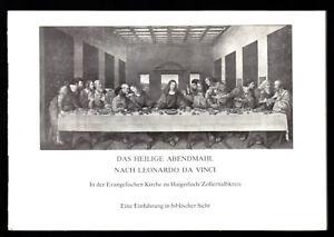 Ev-Kirche-zu-Haigerloch-Zollernalbkreis-Das-Heilige-Abendmal-um-1985