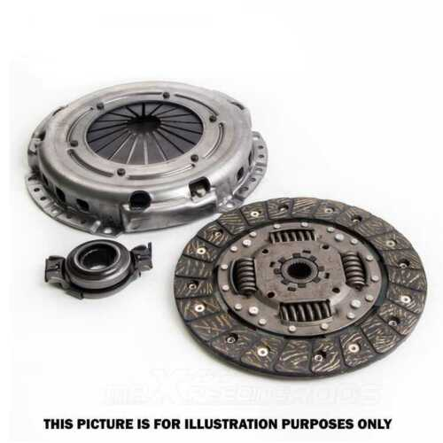 3 Piece Clutch Kit FORD FIESTA MK5 02/>