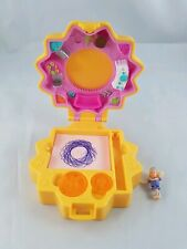Vintage Polly Pocket BlueBird 1995 Polly's Pattern and Picture Maker Compact