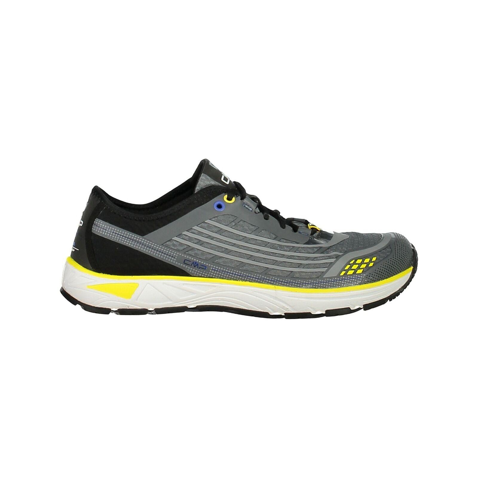 CMP Scarpe Da Corsa Scarpe Sportive libre running scarpe grigio leggermente tinta mesh