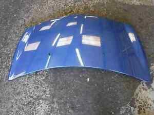 Renault-Clio-MK3-2005-2012-Front-Bonnet-Blue-TERNA