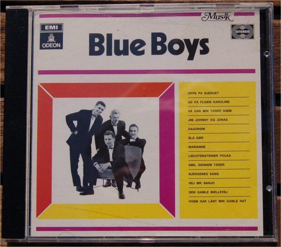 BLUE BOYS: Oppe På Bjerget, pop