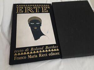 ERTE-Roland-Barthes-1970-Franco-Maria-Ricci-box-cofanetto