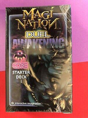 Magi Nation Sealed Starter Deck X1 Awakening