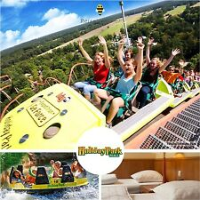 2 Tage Holiday Park Urlaub & Sky View Hotel Excelsior Ludwigshafen Familie Reise