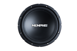 "MEMPHIS SRX10D4 10/"" SUB 400W MAX DUAL 4-OHM CAR AUDIO SUBWOOFER BASS SPEAKER NEW"