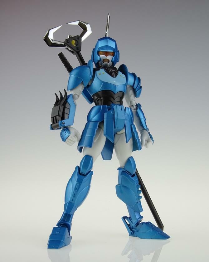 Hitoy Armor Plus Ygoldiden Samurai Troopers Arethusa Shin Mouri Action Figure