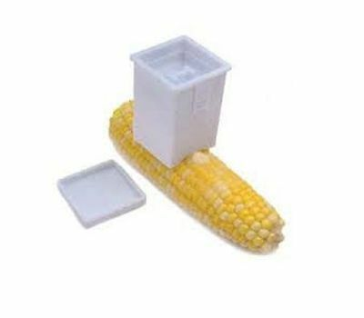 Set of 4 Butter Spreader for Corn on the Cob Pancake and Toast with Lid