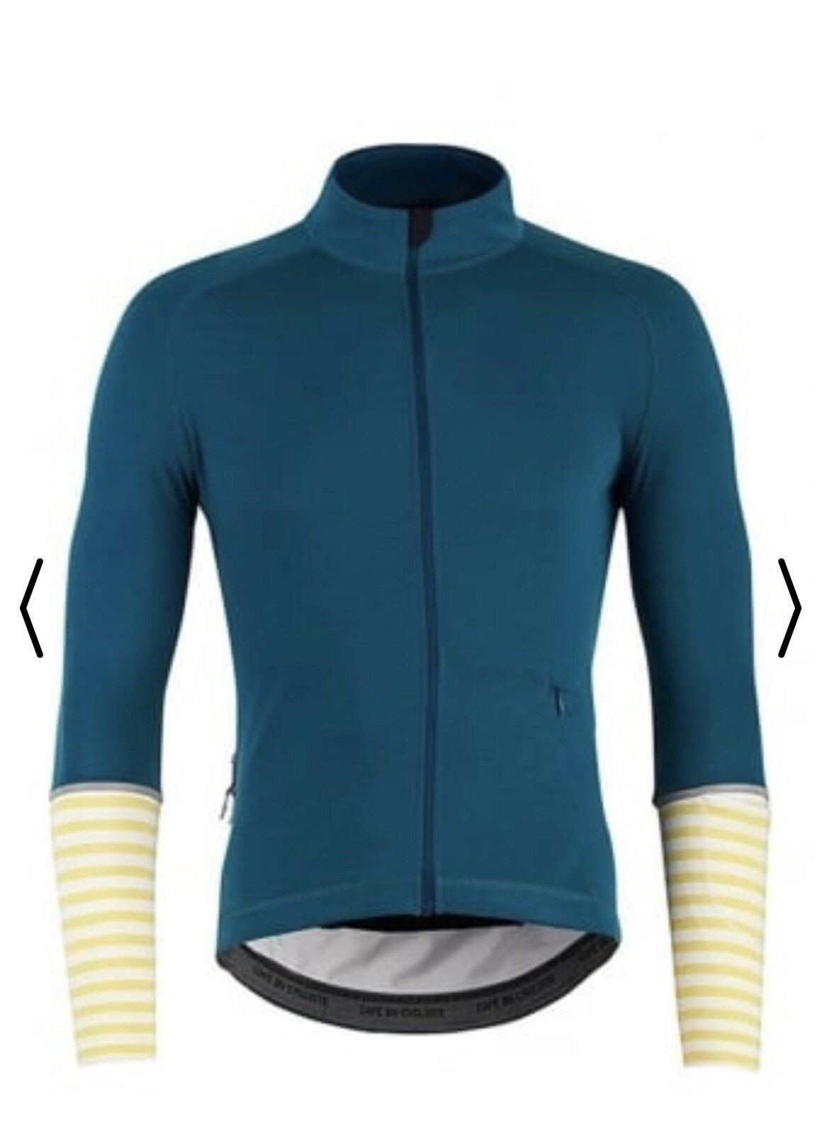 Cafe Du Cycliste Arlette Men's Merino Cycling Jersey Size S  RRP  cheap and high quality