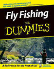 Fly Fishing For Dummies by Peter Kaminsky (Paperback, 1998)
