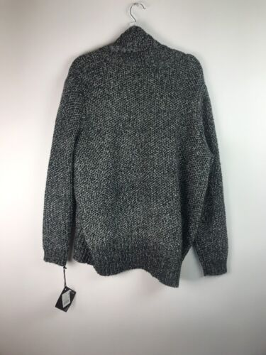 564 NEW Ava /& Viv Women/'s Cardigan Chunky Comfy Black Plus Size X
