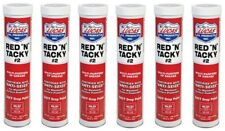 Lucas Oil 10005 Red N Tacky Grease - 14oz for sale online   eBay