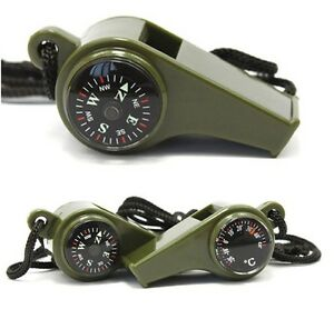 3-in1-Thermometer-Compass-Outdoor-Emergency-Survival-Gear-Camping-Hiking-Whistle
