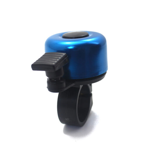 Aluminum Alloy Loud Sound Bicycle Bell Handlebar Safety Metal Ring  Horn