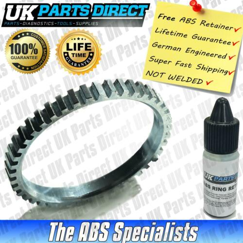 Chevrolet Evanda ABS Reluctor Ring 2005-2011 Front *FREE RETAINER*